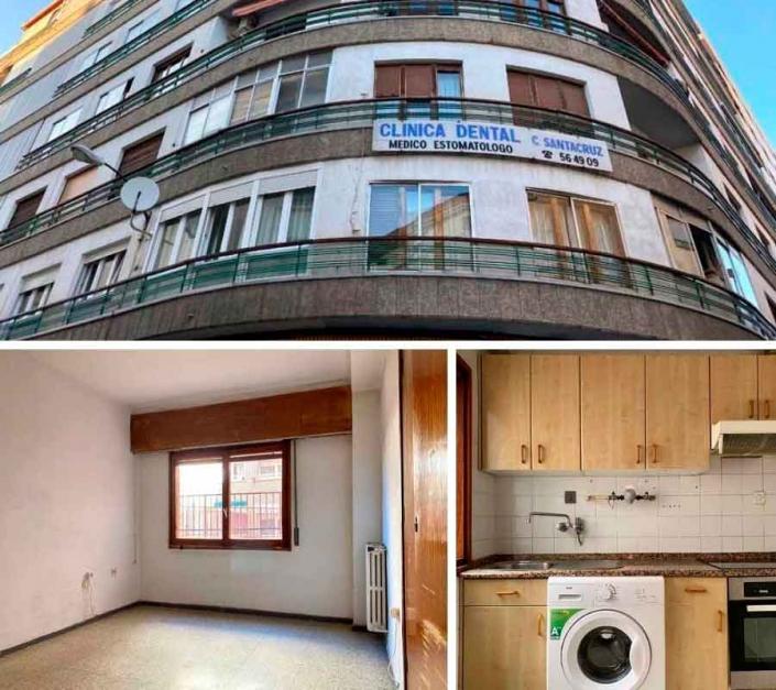 piso en venta el López Allué
